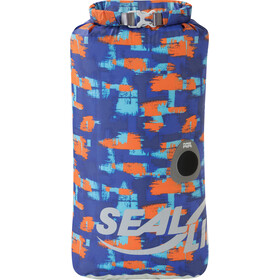 SealLine Blocker Purge Borsa impermeabile 15l, blue camo
